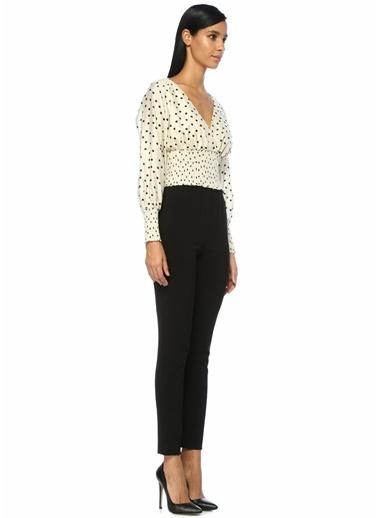 Diane Von Furstenberg Bluz Beyaz